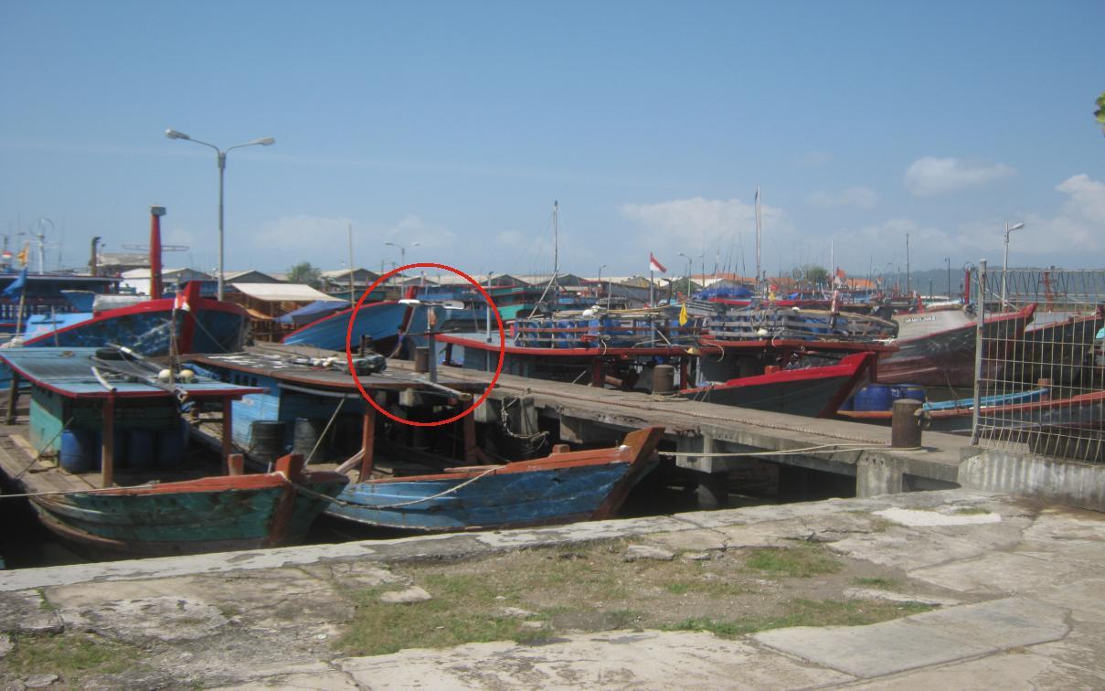 Dermaga Teluk Penyu Myblog